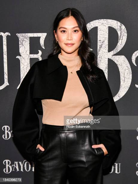 """Dianne Doan attends the Los Angeles Premiere of Focus Features' """"Blue Bayou"""" at DGA Theater Complex on September 14, 2021 in Los Angeles, California."""