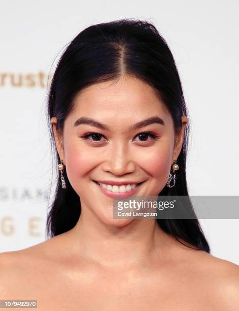 Dianne Doan attends the Unforgettable Gala 2018 at The Beverly Hilton Hotel on December 08 2018 in Beverly Hills California