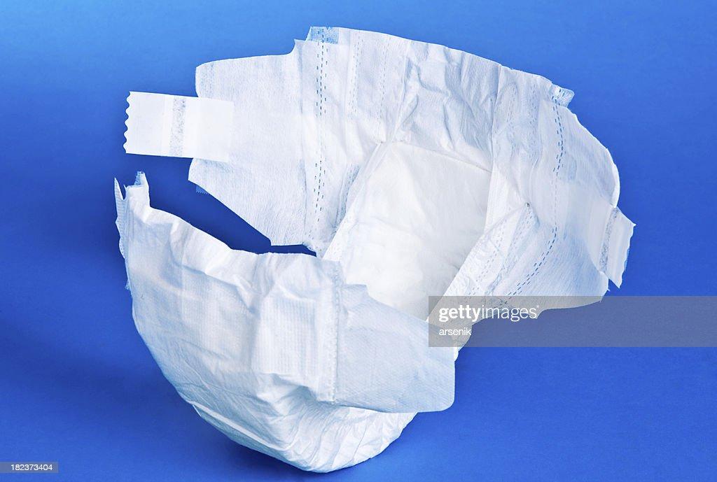 Diaper : Stock Photo