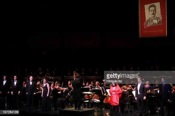 Dicapo Opera Theater presents Puccini 150th Anniversary Gala Concert at the Rose Theater on Monday night December 22 2008This imageFrancisco Bonnin...
