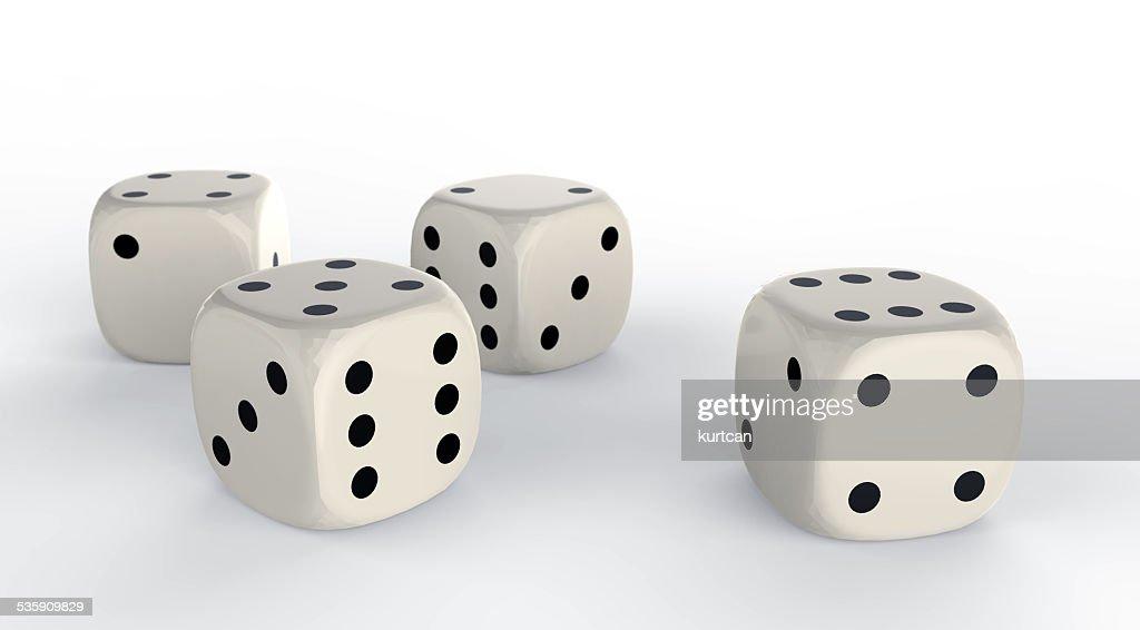 dice : Stock Photo