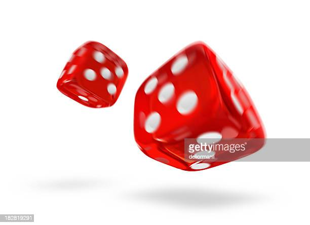 dices (motion blurred) - dice stock pictures, royalty-free photos & images
