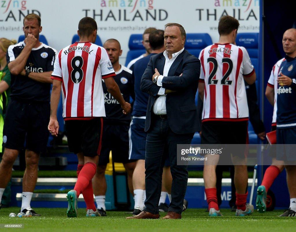 Leicester City v Sunderland - Premier League : News Photo
