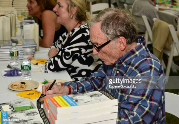 Dick Cavett attends Authors Night 2017 At The East Hampton Library at The East Hampton Library on August 12 2017 in East Hampton New York