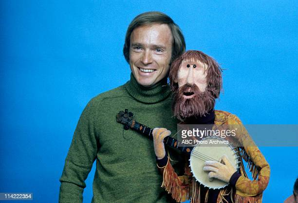 SHOW Dick Cavett with The Muppets Shoot Date March 16 1973 DICK