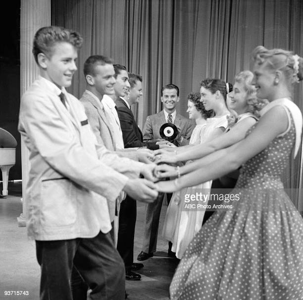CLARK/AMERICAN BANDSTAND 10/64 Dick Clark hosted American Bandstand the most popular dance show of alltime and the cornerstone of Walt Disney...
