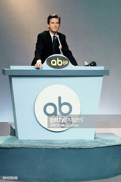 BANDSTAND 6/23/1969 Dick Clark hosts 'American Bandstand' the most popular dance show of alltime and the cornerstone of ABC's afternoon lineup