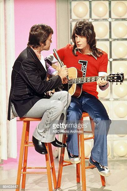 BANDSTAND 9/13/1969 Dick Clark interviews Rick Springfield on American Bandstand