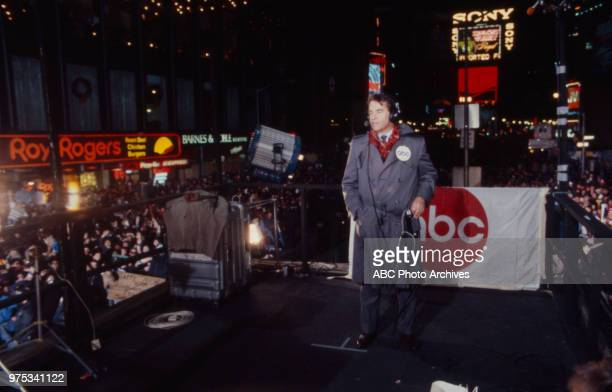 Dick Clark live for 'New Year's Rockin' Eve'