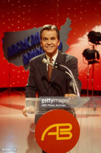 Dick Clark promotional photo for 'American Bandstand'