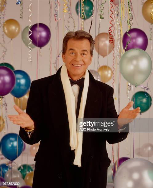 Dick Clark promotional photo for 'New Year's Rockin' Eve'