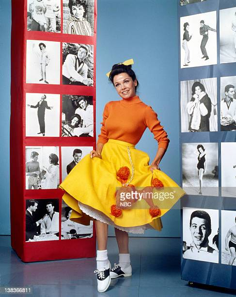 EVENT Dick Clark's Good Ol' Days From Bobby Sox to Bikinis Pictured Actress/singer Annette Funicello