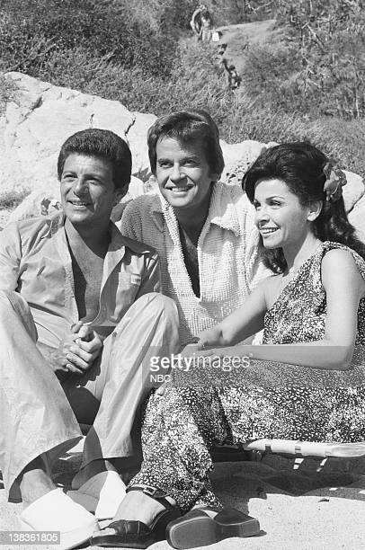 EVENT 'Dick Clark's Good Ol' Days From Bobby Sox to Bikinis' Pictured Frankie Avalon Dick Clark Annette Funicello
