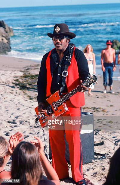 EVENT 'Dick Clark's Good Ol' Days From Bobby Sox to Bikinis' Pictured Musician Bo Diddley