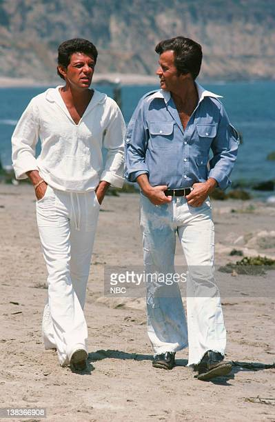 EVENT 'Dick Clark's Good Old Days Part II' Pictured Frankie Avalon Dick Clark