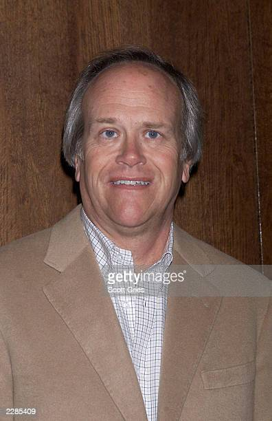 Dick Ebersol Chairman of NBC Sports and Olympics at a special screening of Monday Night Mayhem The Inside Story of Monday Night Football at The...