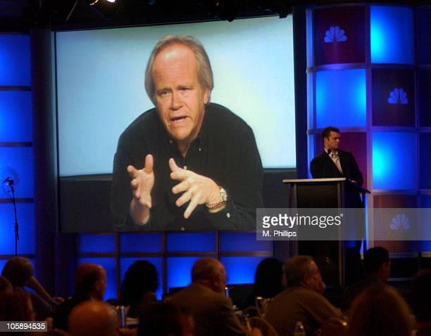 Dick Ebersol Chairman of NBC Sports via satellite