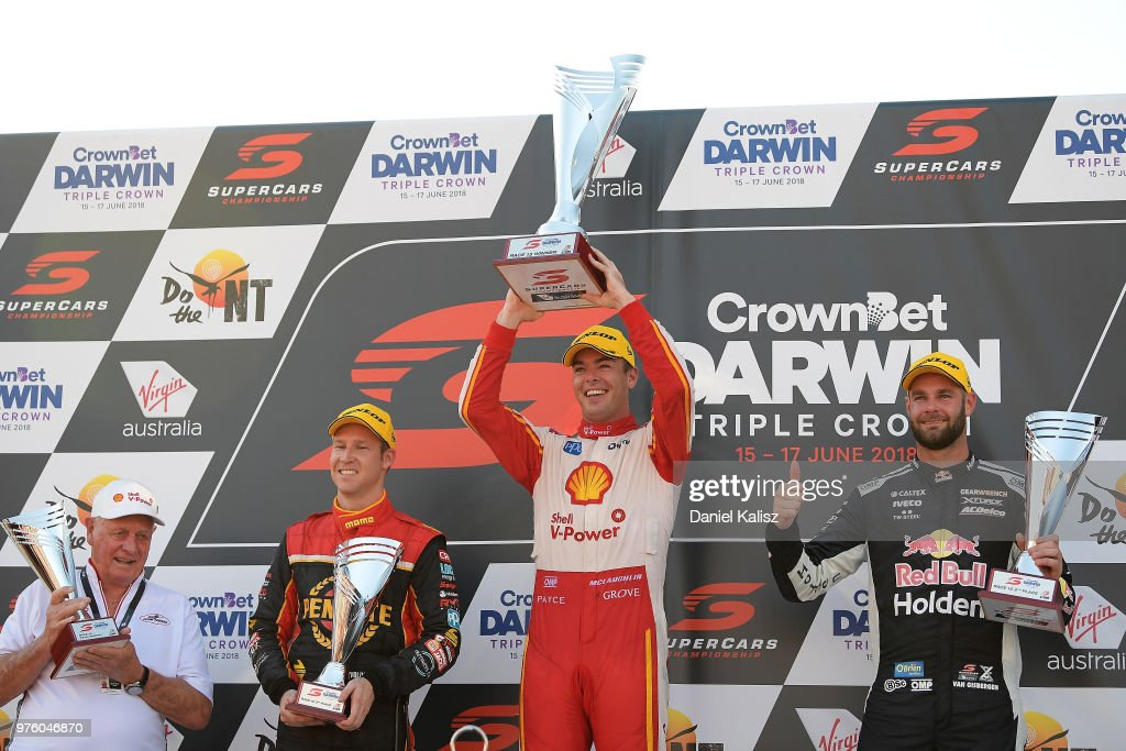 Supercars Darwin Triple Crown