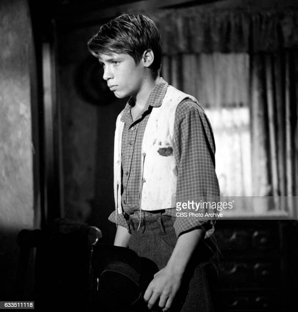 Dick Powells Zane Grey Theater production of the episode Rebel Ranger featuring Don Grady Image dated October 16 1959 Originally broadcast December 3...