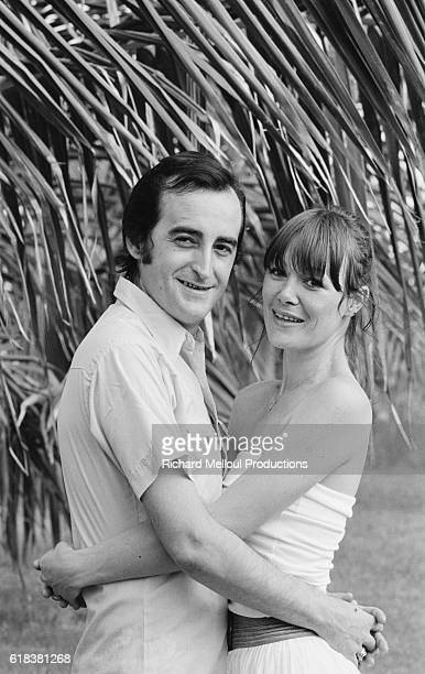 Dick Rivers and His Wife Mouche in Dakar