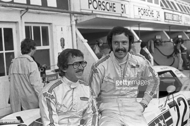 Dick Smothers John Greenwood Chevrolet Corvette 24 Hours of Le Mans Le Mans 11 June 1972