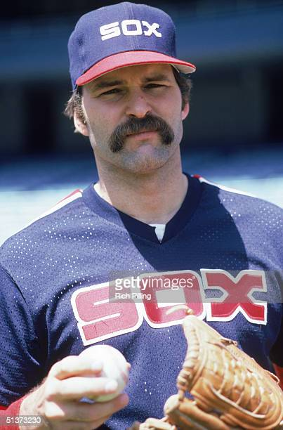 Dick Tidrow of the Chicago White Sox poses for a portrait in May of 1983