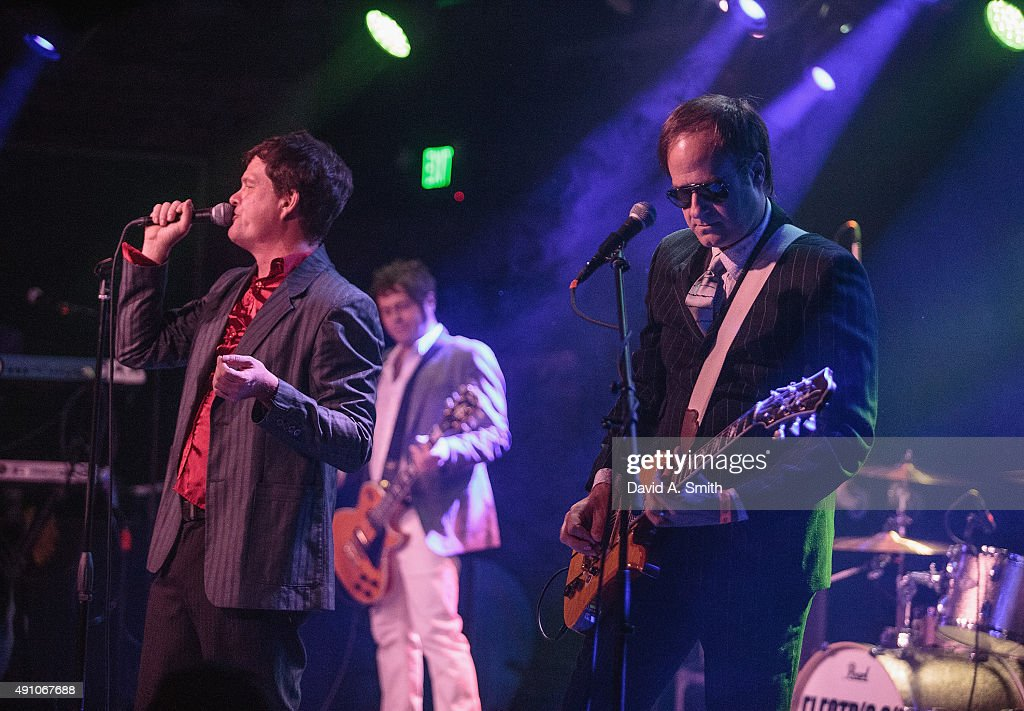 Dick Valentine And Johnny Na$hinal Of Electric Six Perform At Saturn  Birmingham On October