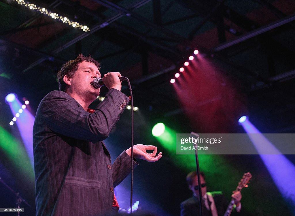 Schön Dick Valentine Of Electric Six Performs At Saturn Birmingham On October 2,  2015 In Birmingham