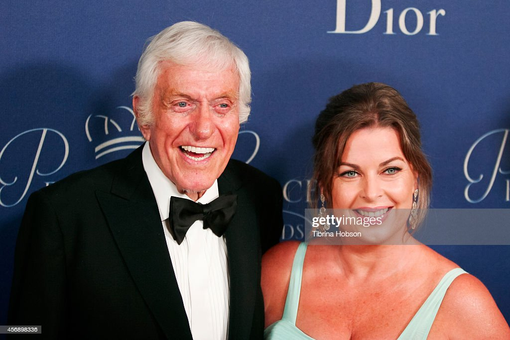 Dick Van Dyke and Arlene Silver attend the 2014 Princess Grace awards gala at the Beverly Wilshire Four Seasons Hotel on October 8, 2014 in Beverly Hills, California.