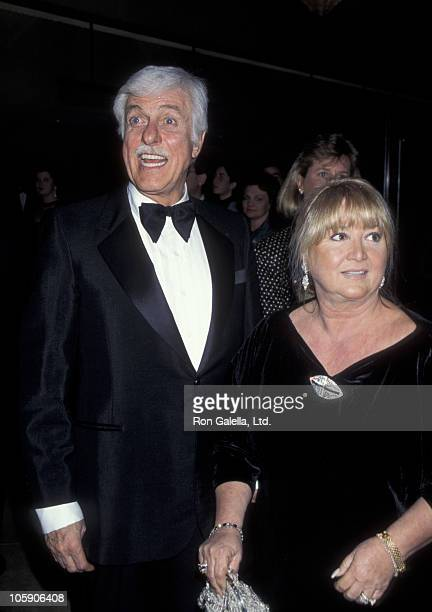 Dick Van Dyke and Michelle Triola during 47th Annual Directors Guild Awards at Beverly Hilton hotel in Beverly Hills California United States
