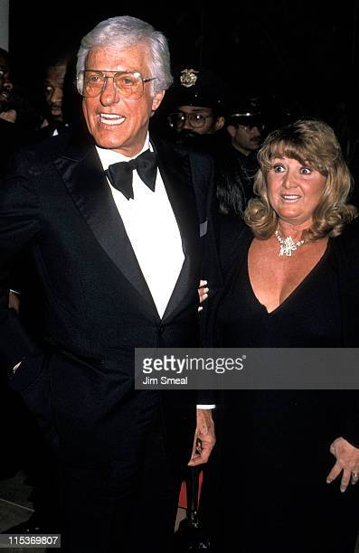 Dick Van Dyke and Michelle Triola during 7th Annual American Cinema Awards at Beverly Hilton Hotel in Beverly Hills California United States
