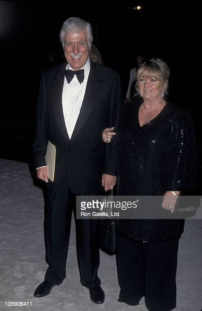 Dick Van Dyke and Michelle Triola during Grand ReOpening of Museum of Television Radio at New Museum of Television and Radio in Beverly Hills...