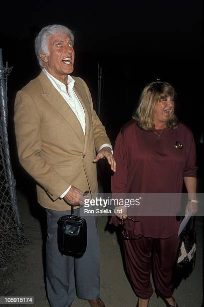 Dick Van Dyke and Michelle Triola during Tides of March Malibu Right to Vote Party in Malibu California United States