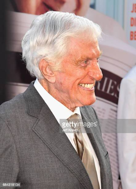 Dick Van Dyke at the LA Premiere of If You're Not In The Obit Eat Breakfast from HBO Documentaries on May 17 2017 in Beverly Hills California