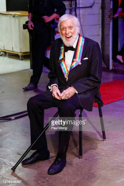Dick Van Dyke attends the 43rd Annual Kennedy Center Honors at The Kennedy Center on May 21, 2021 in Washington, DC.
