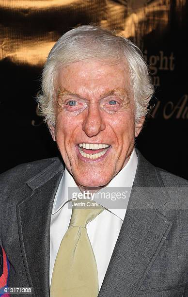 Dick Van Dyke attends the Midnight Mission's Golden Heart Awards Gala at the Beverly Wilshire Four Seasons Hotel on October 6 2016 in Beverly Hills...