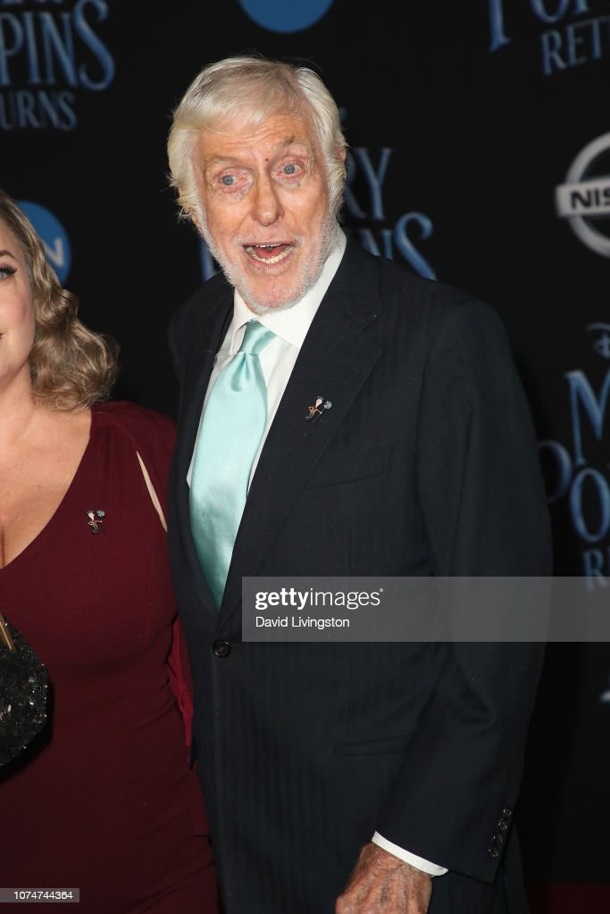 Premiere Of Disney's 'Mary Poppins Returns' - Arrivals : News Photo