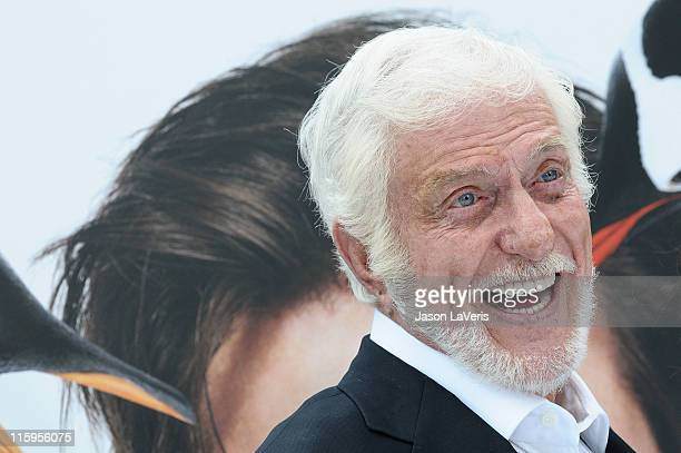 Dick Van Dyke attends the premiere of 'Mr Popper's Penguins' at Grauman's Chinese Theatre on June 12 2011 in Hollywood California