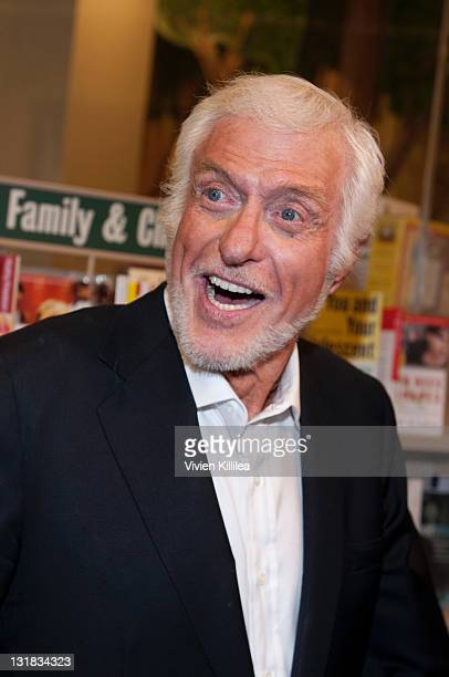 """Dick Van Dyke Signs Copies Of His Book """"My Lucky Life In and Out of Show Business"""" at Barnes & Noble bookstore at The Grove on May 10, 2011 in Los..."""