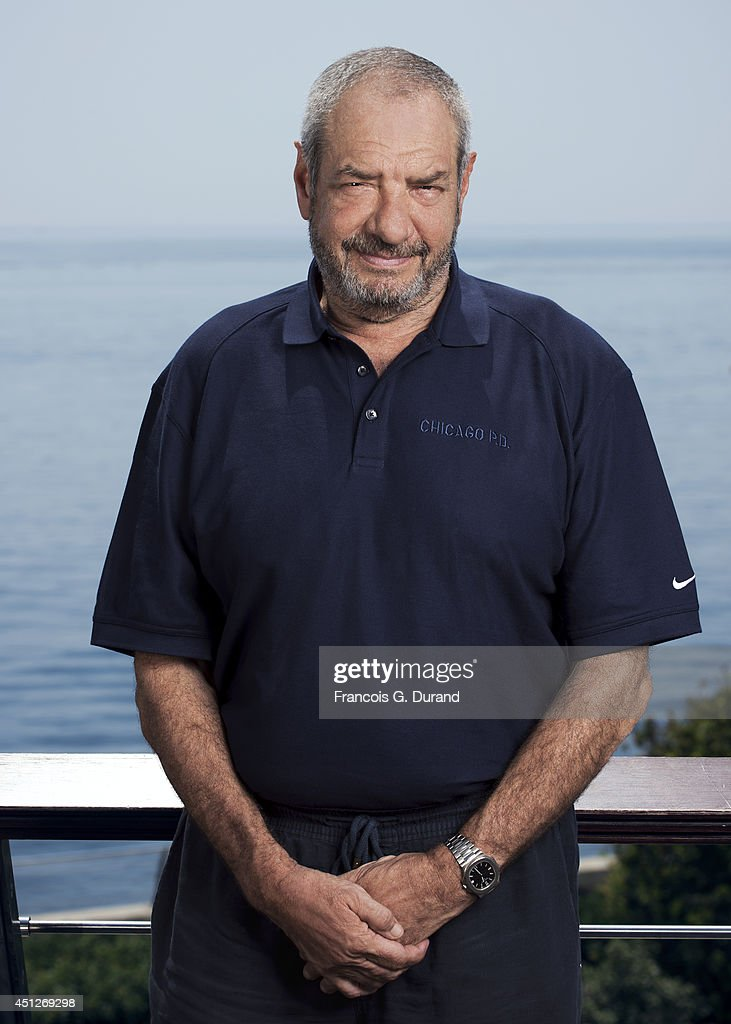 Dick Wolf poses for a portrait at the 54th Monte Carlo TV Festival on June 11, 2014 in Monte-Carlo, Monaco.