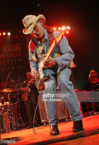 Dickey Betts during The Isle of Capri BB King 80th Birthday Benefit Concert at Mississippi Gulf Coast Coliseum in Biloxi Mississippi United States