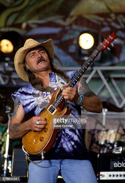 Dickey Betts of the Allman Brothers at Woodstock 94 Saugerties New York August 13 1994