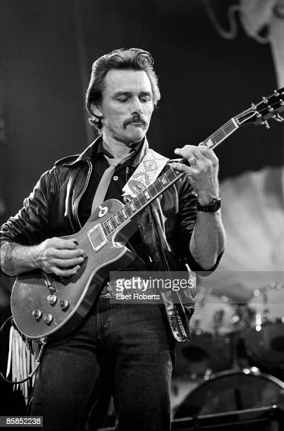 UNITED STATES JANUARY 01 Photo of ALLMAN BROTHERS and Dickey BETTS Dickey Betts performing on stage