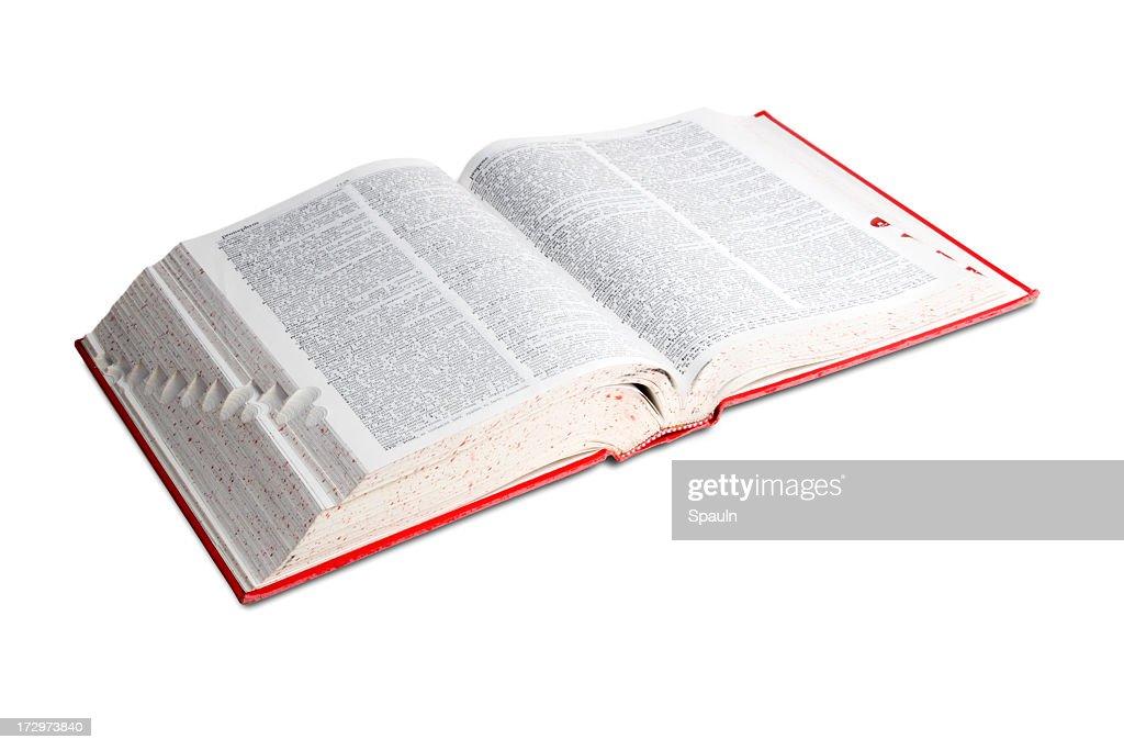 Dictionary : Stock Photo
