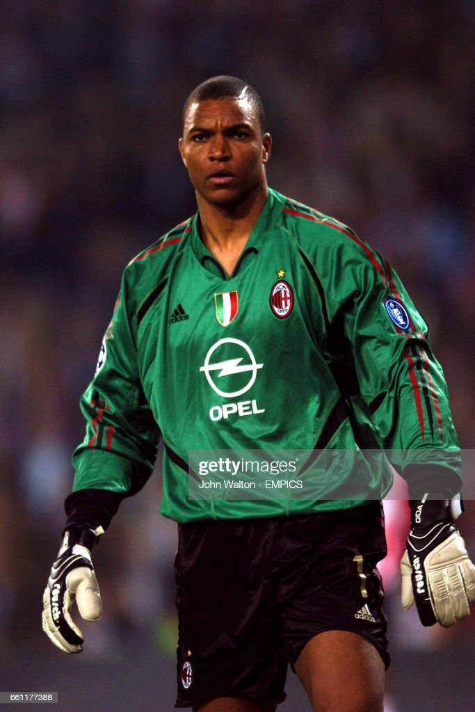 Dida Ac Milan Goalkeeper News Photo Getty Images