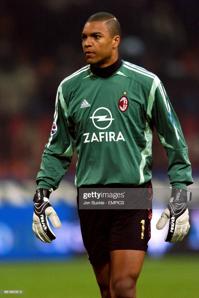 Dida Ac Milan Fotografia De Noticias Getty Images