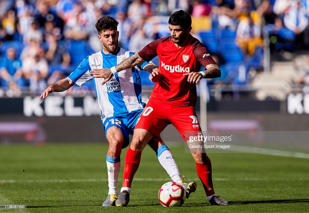 RCD Espanyol v Sevilla FC - La Liga : News Photo