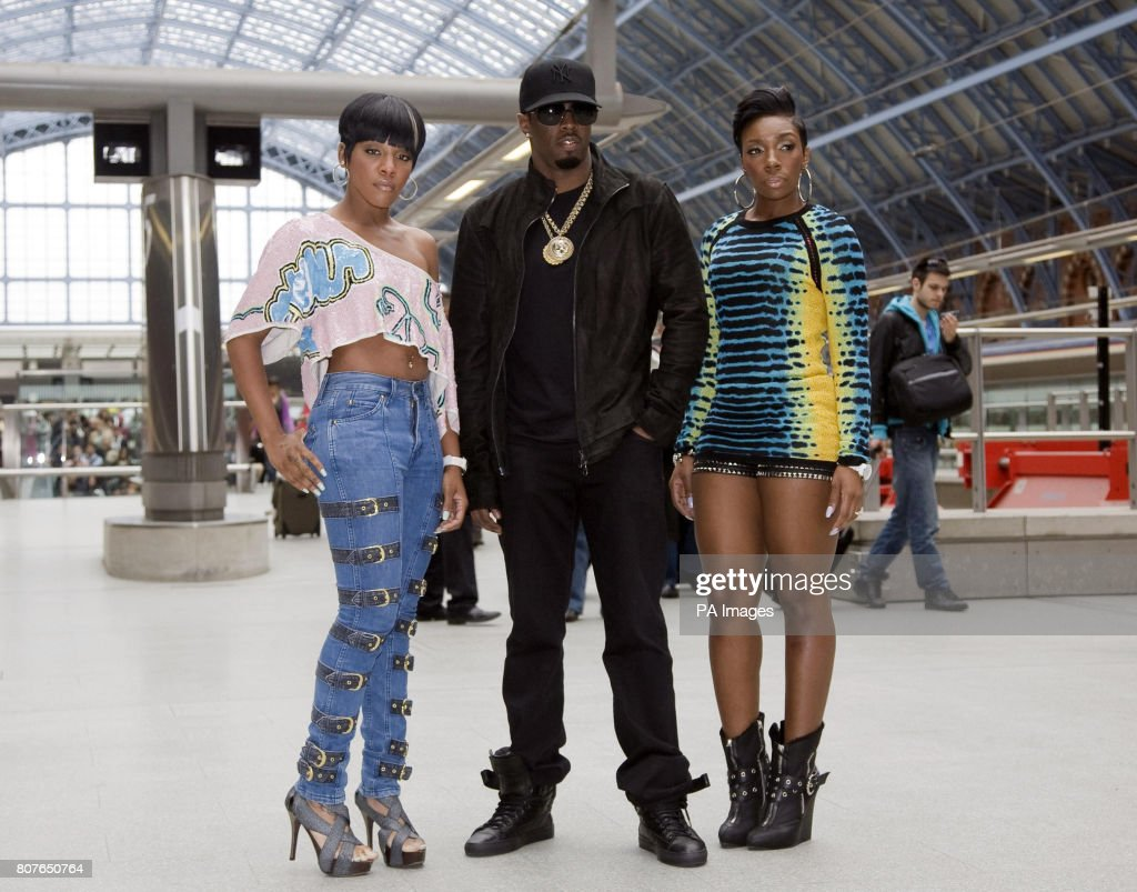 Diddy Dirty Money photocall - London : News Photo