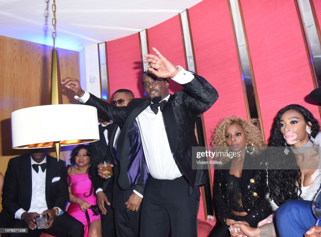 The Mod Sèlection Champagne New Years Party Hosted By Drake And John Terzian : News Photo