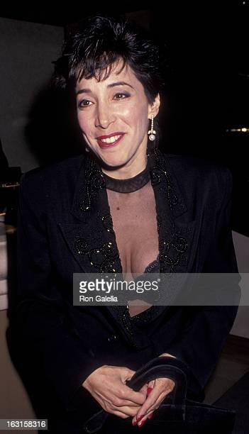 Didi Conn attends 20th Anniversary Party for 'Grease' on February 15 1992 at the Universal Sheraton Hotel in Universal City California
